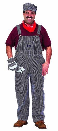 Aeromax Train Engineer Suit, Adult (Train Engineer Costume Adults)