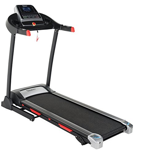 Velocity Exercise CHT-141A Foldable Electric Treadmill, with Incline