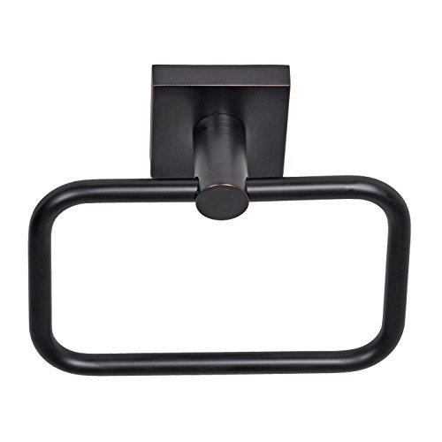 Better Home Products 9504DB Tiburon Towel Ring, Dark - Bath Fixture Tiburon