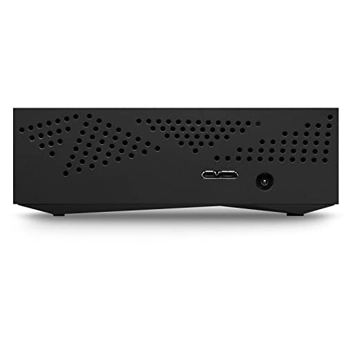 Seagate Desktop 8 TB External Hard Drive HDD – USB 3.0 for PC Laptop and Mac (STGY8000400)