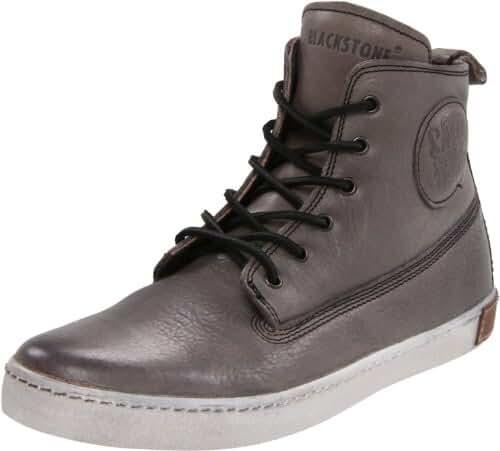 Blackstone Men's AM02 High Top Fashion Sneaker