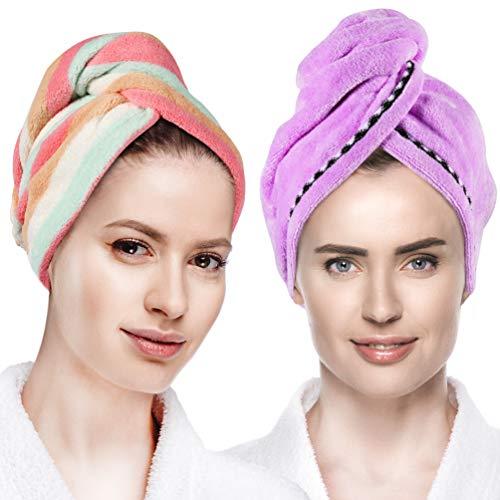Hair Towel Microfiber Quick Towels product image