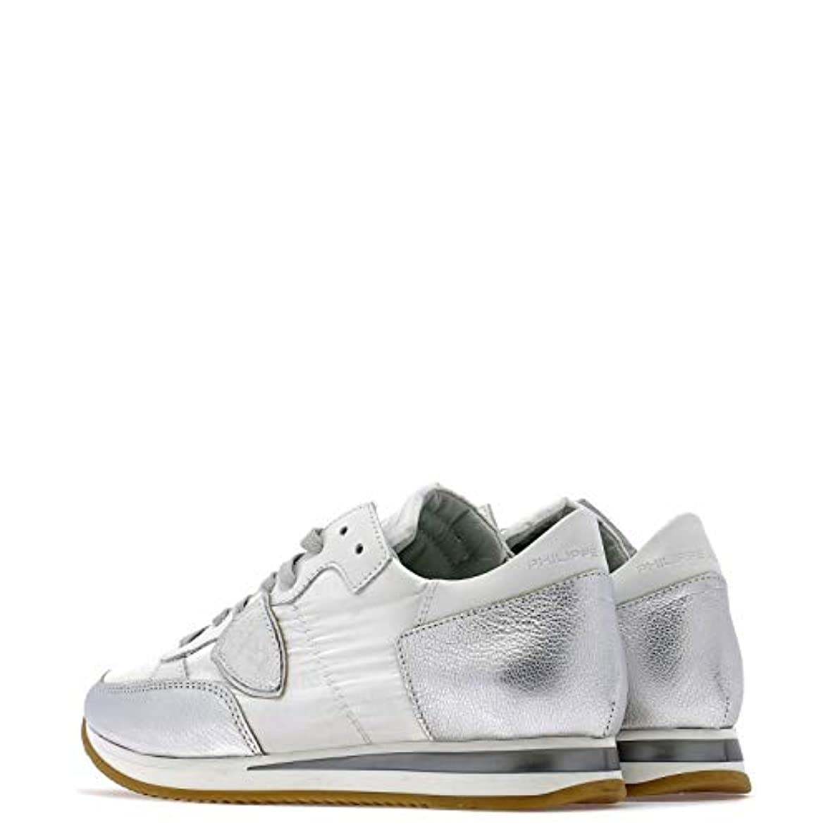 Philippe Model Sneakers Donna Trldwm04 Pelle Bianco