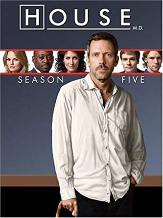 Amazon com: House, M D : Season 5: Hugh Laurie, Lisa Edelstein, Omar