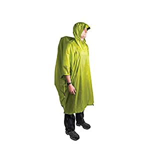 Sea To Summit Ultra-Sil Nano Tarp Poncho - Lime