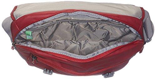 VAUDE bolsa bolso bandolera, 0, 28 x 42 x 12 cm, 14 litros, 11886 Rojo - 0