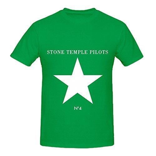 Stone Temple Pilots No 4 Hits Mens Round Neck Customized Shirts - Prom Pilot