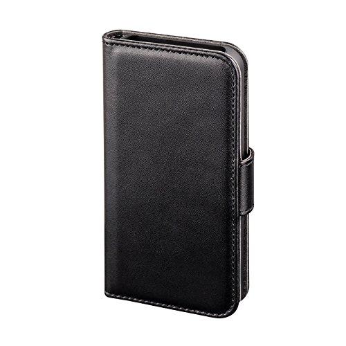 Hama Diary Case Etui portefeuille pour iPhone 4/4S Noir