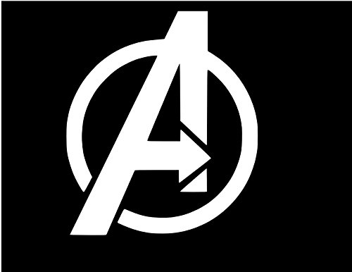 Avengers Symbol Vinyl Sticker Decal (4