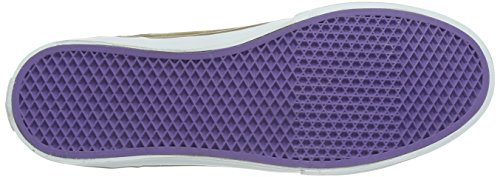 Vans Milton, Zapatillas de Skateboarding para Mujer Tan/Dahlia Purple