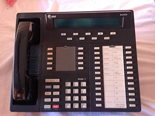 Avaya Definity 8434DX Telephone Black (Renewed)