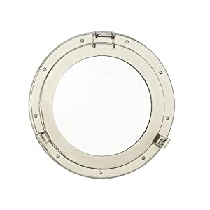 41jWbL4%2BwmL._SS300_ 100+ Porthole Themed Mirrors For Nautical Homes For 2020