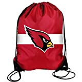 FOCO Arizona Cardinals Team Drawstring Backpack