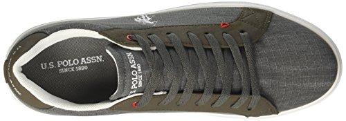 Sneaker Uomo U polo Assn s Grigio Tunis SIz6q
