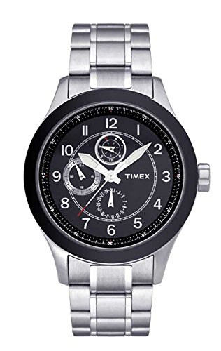 Timex-Analog-Black-Dial-Mens-Watch