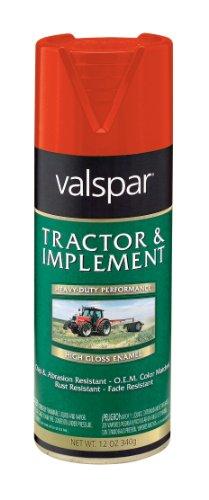 Valspar 5339-27 New Kbota Orange Tractor and Implement Spray
