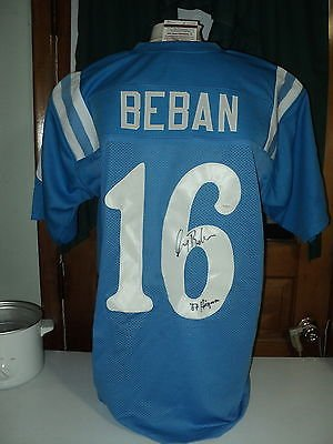 Gary Beban signed UCLA jersey 42362ddd0