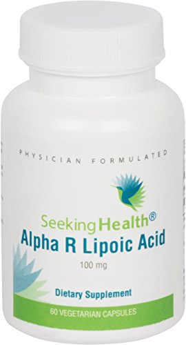 Provides R Lipoic Vegetarian Seeking Health