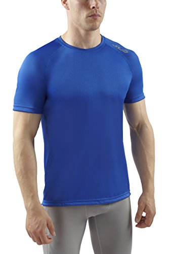 À Homme Sports Royal tech Heat Bleu Cool Courtes Sub T Tee Manches shirt Stay axAwwqdP8