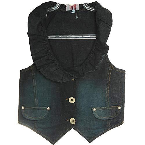 Colete Jeans Freedon