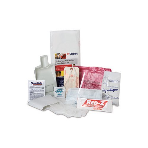 Medegen Medical Products P00-17100 Bio-Hazard Spill Kits (Pack of 24)