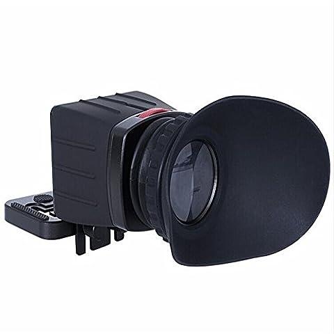 Sevenoak SK VF02 View Finder Viewfinder Dslr for Nikon D3200 D5200 D5100 etc (Sevenoak Viewfinder)