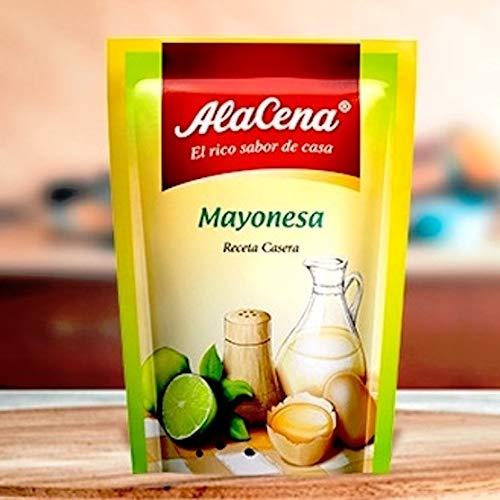Mayonesa AlaCena Pack 3 Sobres de 85g (3x85): Amazon.es: Alimentación y bebidas