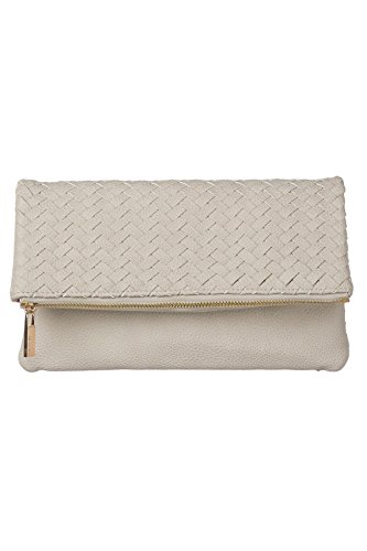 deux-lux-womens-exclusive-vegan-foldover-clutch-taupe-one