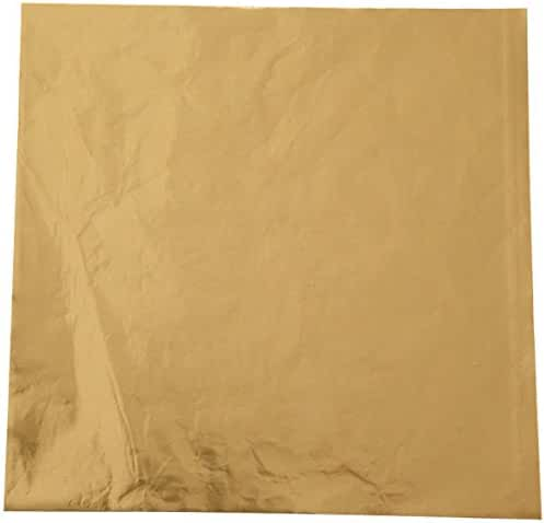 Wilton Foil Wrappers, Pack of 100 Gold