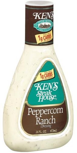 Kens Steak House Peppercorn Ranch Dressing (pack of 2)