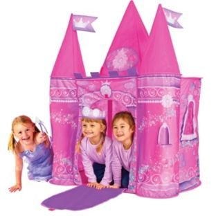 Chad Valley Princess Castle Play Tent Exclusively On Sunday Electronics