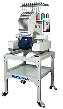 RiCOMA EM-1010 10-Needle Embroidery Machine
