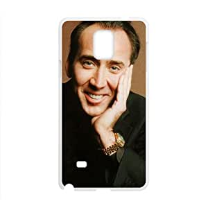 KKDTT Benevolent man Cell Phone Case for Samsung Galaxy Note4