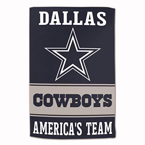 Master Industries Dallas Cowboys Sublimated Cotton Towel - 16