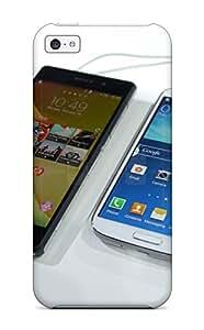 Hot Tpu Cover Case For Iphone/ 5c Case Cover Skin - Sony Xperia
