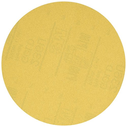 3M 00979 Hookit Gold 6'' P180C Grit 236U Disc by 3M