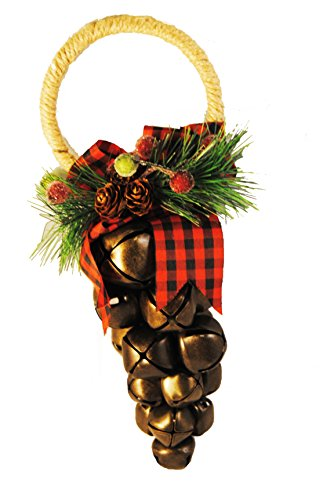 Jingle Bell Door Hanger - 1