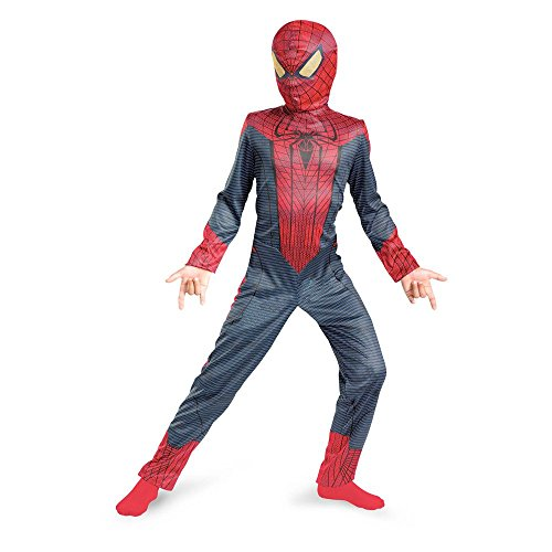 Amazing Spider Man Classic Costume for Kids