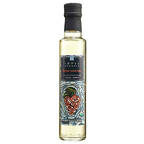 Idyll Organic Thyme Vinegar from Greece, 8.5 oz by Idyll (Image #2)