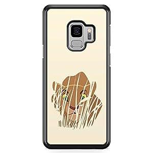 Loud Universe Nala Lion King Samsung S9 Case Simba Lion King Samsung S9 Cover with Transparent Edges