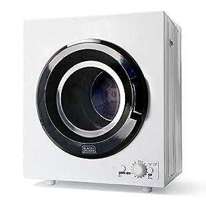 BLACK+DECKER BCED26 Portable Dryer,...
