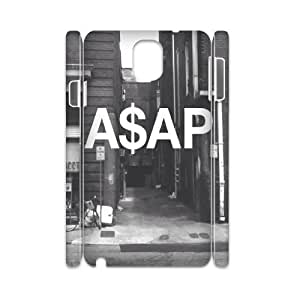 Chinese ASAP Rocky Customized 3D Phone Case for Samsung Galaxy Note 3 N9000,diy Chinese ASAP Rocky Cover Case