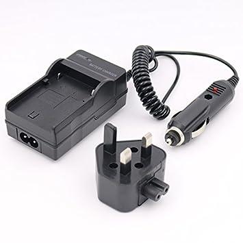 Cargador set dtc-5101 para Panasonic Lumix dmc-ft5
