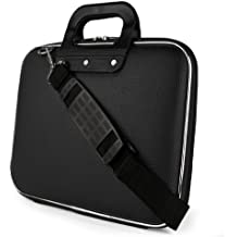 "SumacLife Cady Black Laptop Carrier Bag for HP EliteBook / Elite , Pro x2 / ProBook / Pavilion / Stream / ChromeBook 11""-12inch"