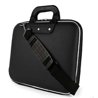 "Black SumacLife Cady Briefcase Bag for LG G Pad 10.1"" Tablet"
