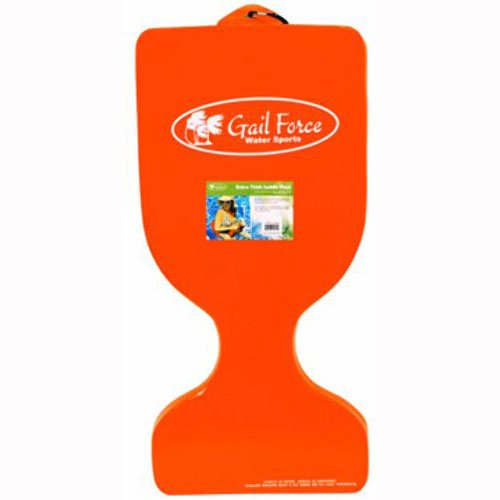 Extra Thick Saddle Float - Orange by Gail Force Water Sports