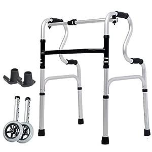 XCF WLQ Walker - Anciano con muletas engrosadas - Andador de ...