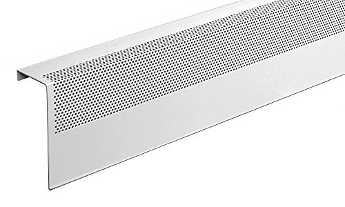 Baseboard Heater Cover BASIC Straight Kit 5ft Length