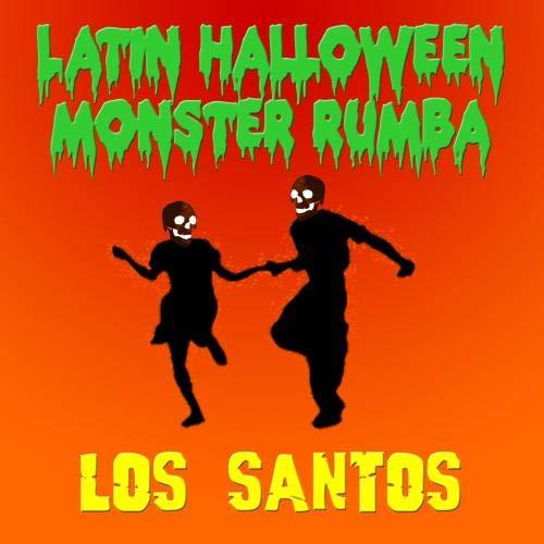Latin Halloween Monster Rumba -