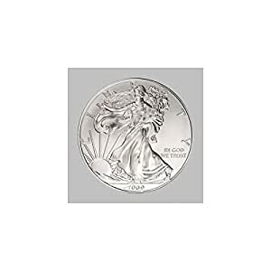 2009 Silver American Eagle by US Mint